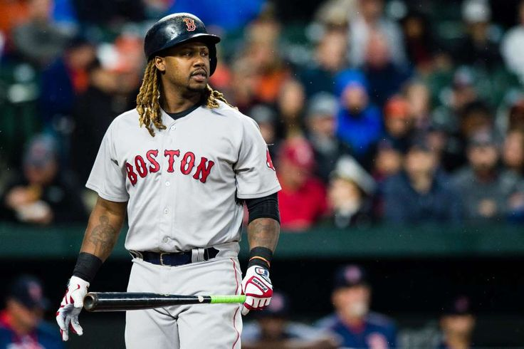 10 Players Primed For Turnarounds   -  April 27, 2017:     Hanley Ramirez, Red Sox  -     Apr 22, 2017; Baltimore, MD, USA; Boston Red Sox designated hitter Hanley Ramirez (13) bats against the Baltimore Orioles in the first inning during a game at Oriole Park at Camden Yards. Mandatory Credit: Patrick McDermott-USA TODAY Sports