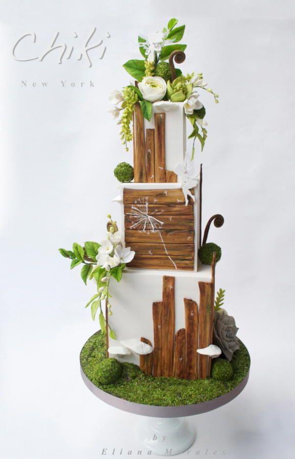 ...Woodland ...make a wish... by Eliana Morales