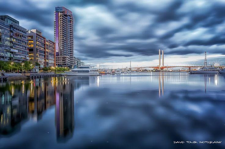 DecoArt24.pl - Surreal morning in Melbourne Docklands #artphotography #artphoto