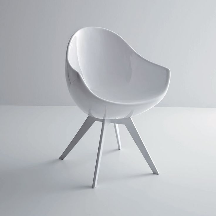 Egg Shaped Jane Chair Creates A Statement