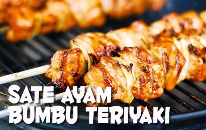 Resep Ayam Teriyaki Homemade