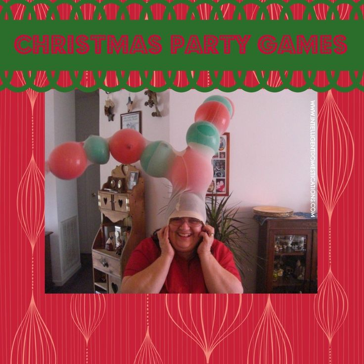 Ideas For Adult Christmas Party Part - 17: Christmas Party Games