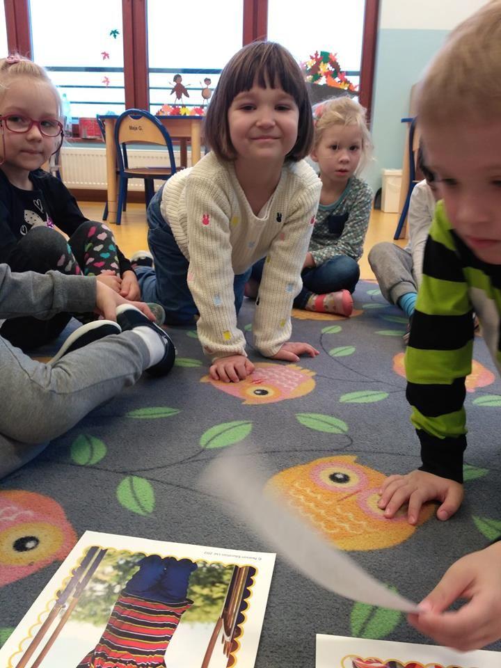 What do you do in the classroom or on the playground? www.przedszkoleswiatdziecka.edu.pl