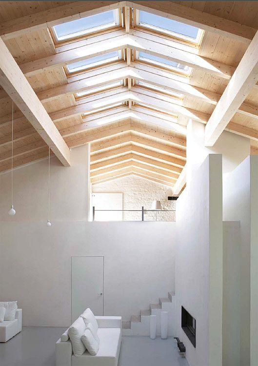 Rénovation avec fenêtres de toit VELUX
