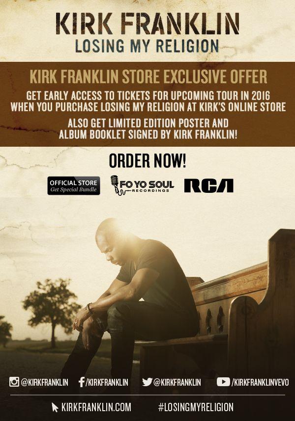 Lyric kirk franklin stomp lyrics : 69 best kirk Franklin musica cristiana images on Pinterest ...