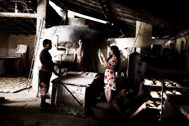 A visit to the local Podher to witness how the delicious baked items are made #Bread #Goa