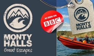 Monty Halls Great Escapes Dartmouth - Activities - Directory | Southhams.com