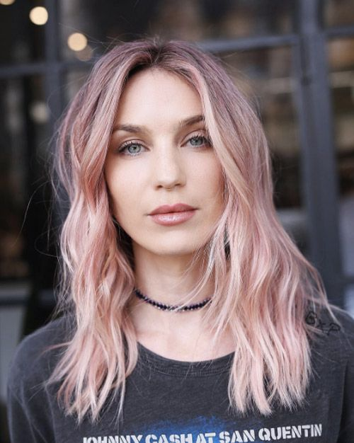 60 New Hair Color Trends For 2018 Beauty Pinterest New Hair