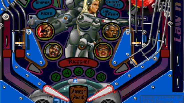 Pinball Illusions to trzecia w kolejności (po Pinball Dreams i Pinball Fantasies) symulacja flippera stworzona przez Digital Illusions, a wydana w roku 1995 przez 21st Century Entertainment.  Gra została oparta na ulepszonym silniku, który oferuje takie możliwości jak rampy, strefy bonusowe, sekwencje combo, a także po raz pierwszy tryb multiball (kilka kulek na stole jednocześnie).
