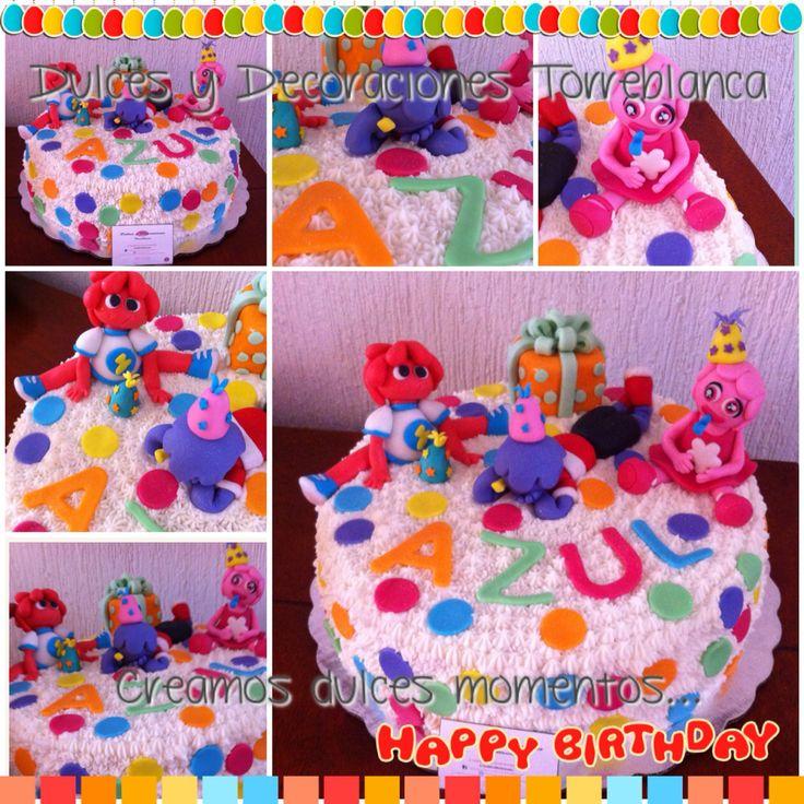 Jelly Jamm Cake