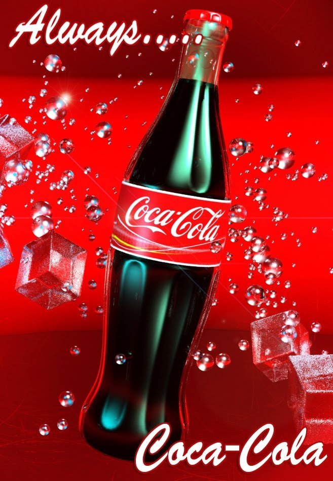 Coca cola.... absolutely nothing tastes like the 'real thing'!!!!!!!!!!! (classic coke)