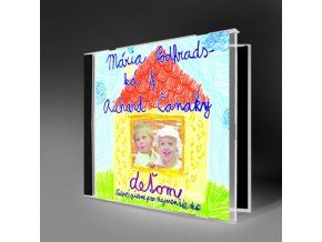 DEŤOM 1 - Je zbierkou ľudových piesní určených pre najmenšie detičky. Veselé pesničky roztancujú a pomôžu k prvým slovíčkam.