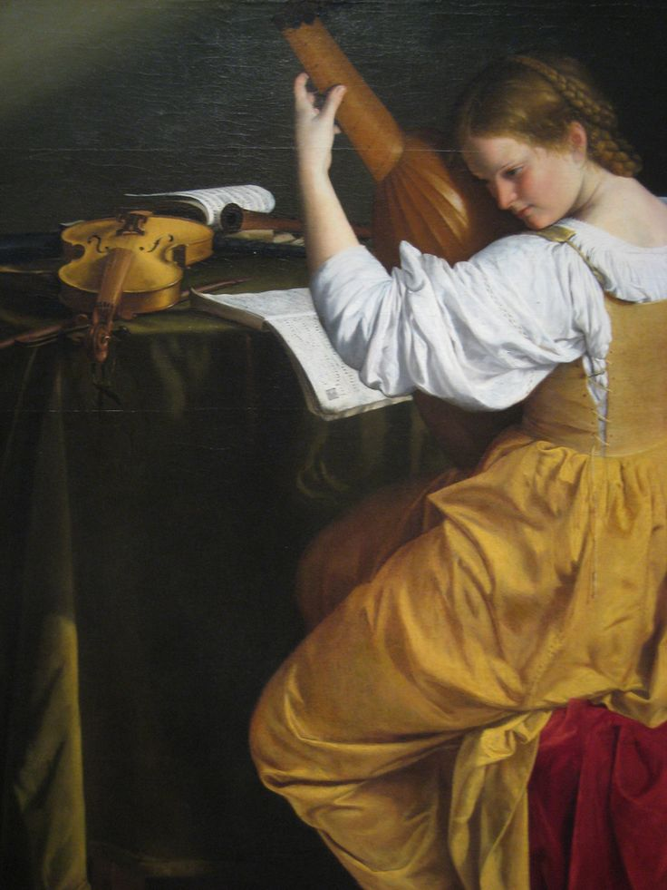 The Lute Player 1612/1620