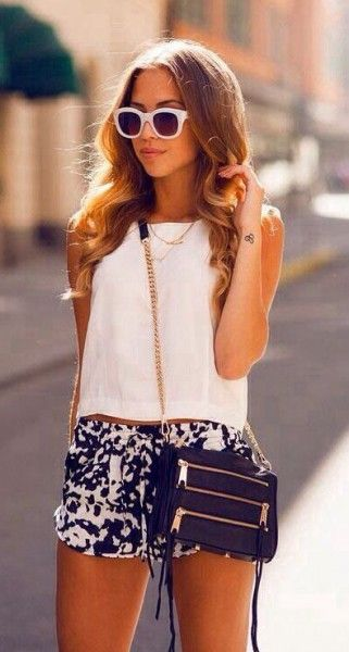 Summer outfits - This fashion