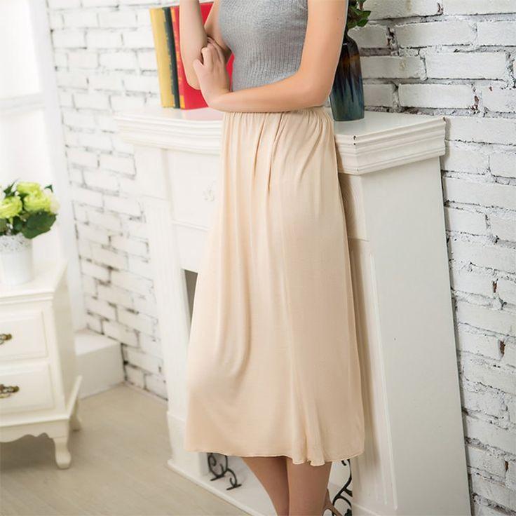 """Long Mid-Calf Half Slip //Price: $13.84 & FREE Shipping //    Long Mid-Calf Half Slip A mid-calf half slip for tall women, or a full-length slip for shorter women, in white, black, grey, blue or khaki.   One size  Waist: 54-100 cm / 21""""-39""""  Hips: 80-130 cm / 31""""-51""""  Length: 70 cm / 27.5""""         Get it here ---> https://coveralls.store/product/long-mid-calf-half-slip/    #LongJackets"""