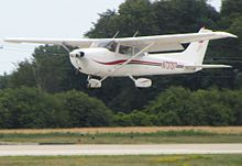 Cessna 172 - Wikipedia, the free encyclopedia