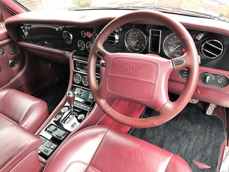 Bentley Turbo RT Mulliner – Phantom Motor Cars Ltd.