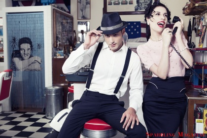 6Photographer: Luca Iafrate MUA & Hair stylist: Elisabetta Jiritano Models: Valentina Leone e Piergiuseppe Albamonte Dress styling: BloodyEdith Atelier Location: Floid la Barberia