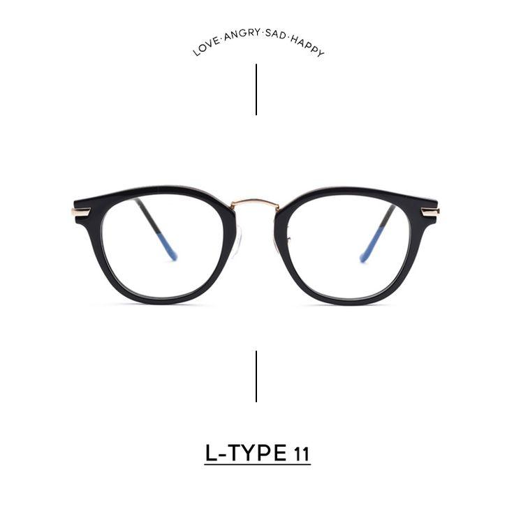 LASH GLASSES L-TYPE11