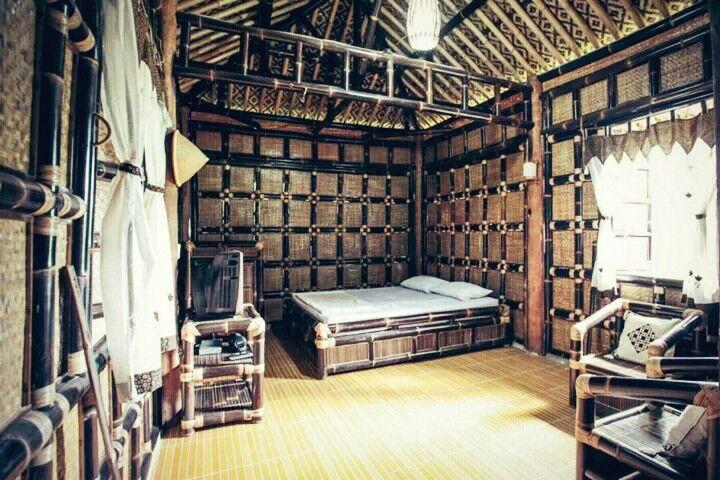 Sendangsari Bamboo Homestay, Dieng, Wonosobo, Indonesia