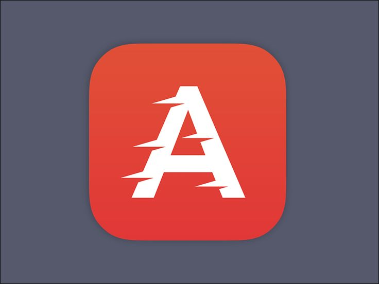 App Icon for Actionable - by Edward Loveall | #ui #icon
