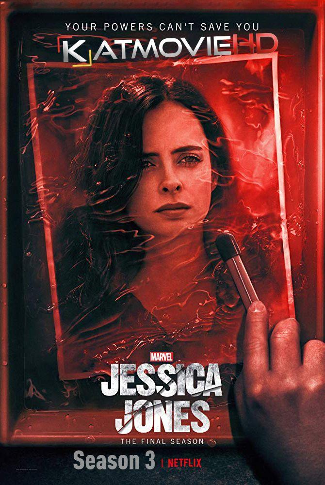 Marvels Jessica Jones S03 Season 3 COMPLETE All Episodes