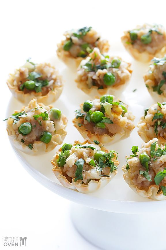 25 best tofu appetizers images on pinterest vegan for Phyllo dough recipes appetizers indian