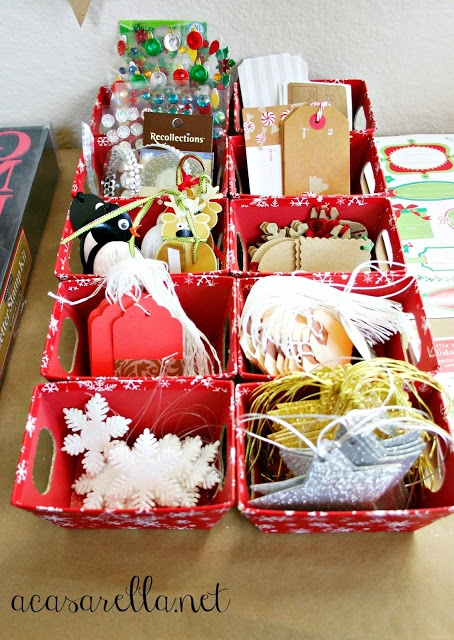 Holiday Gift Wrapping Party