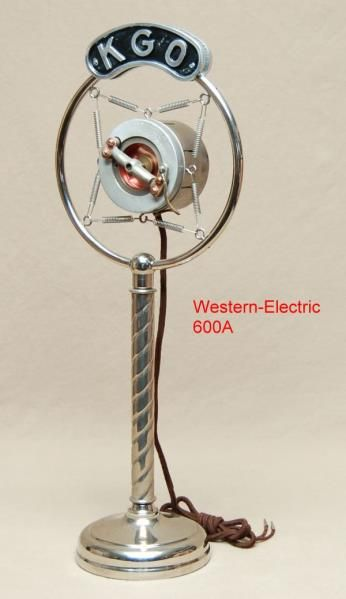 vintage antique microphones for sale