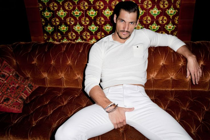 David Gandy by Terry Richardson for Sergio K Fall 2011 Campaign - | The Fashionisto: The Latest in Fashion from Runway to Print