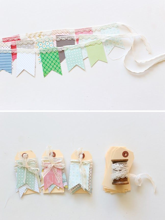 Another year » Be Crafty BUNTING