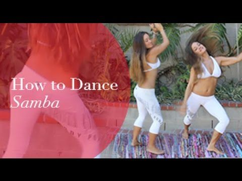 Brazilian Samba: How to Dance Samba Basics - YouTube