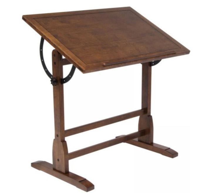 http://www.houzz.com/photos/58052000/Vintage-Drafting-Table-Rustic-Oak-traditional-drafting-tables