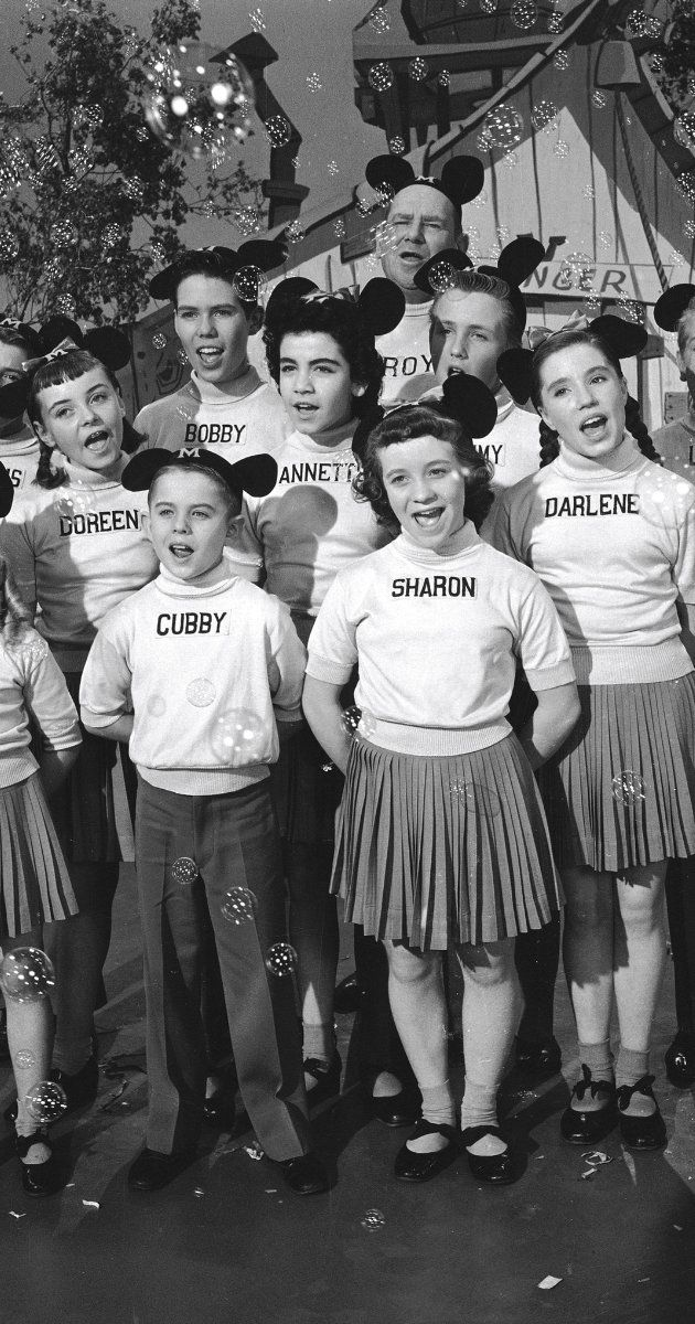 Pictures & Photos from The Mickey Mouse Club (TV Series 1955–1959)