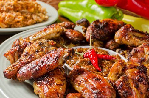 Aripioare cu miere şi ghimbir a la Jamie Oliver | Retete culinare - Romanesti si din Bucataria internationala