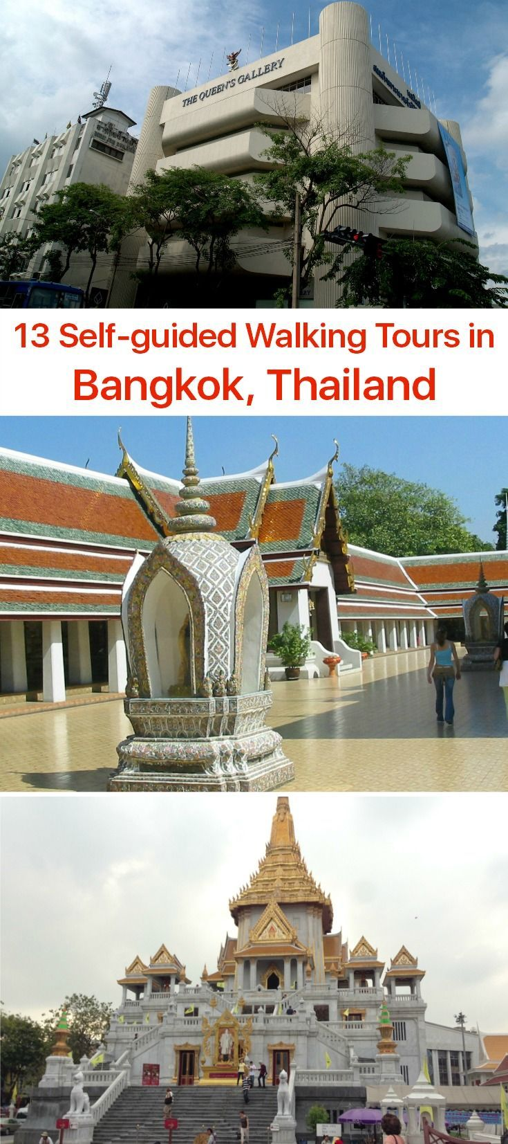 One night in Bangkok makes a hard man humble... To see whether it's true or not, millions of men and women visit the Thai capital each year - some to enlighten themselves visiting the city's many ornate shrines, others – to entertain themselves and enjoy the colorful street life.