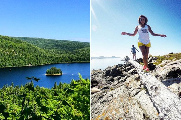 19 Breathtaking Quebec Hikes To Do This Summer