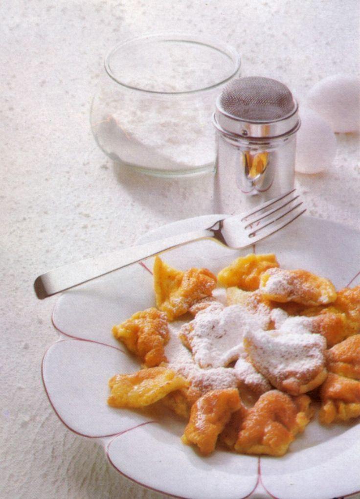 kaiserschmarrn  Austrian recipes austrian food.