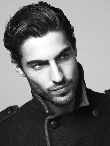 tumblr_lyfr6jP10r1qk0gyyo1_400.jpg (383×511): Models, Face, Mens, Handsome Men, People