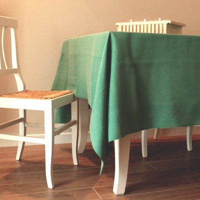 Tablecloth 100% linen stone washed  www.purolino.it
