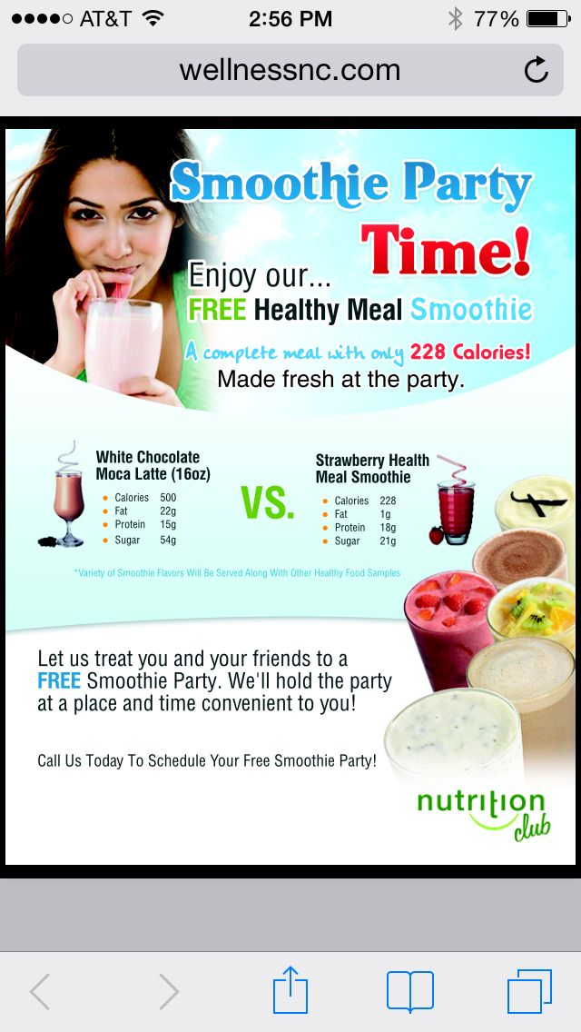 52 best Shake Party images on Pinterest Healthy living Healthy