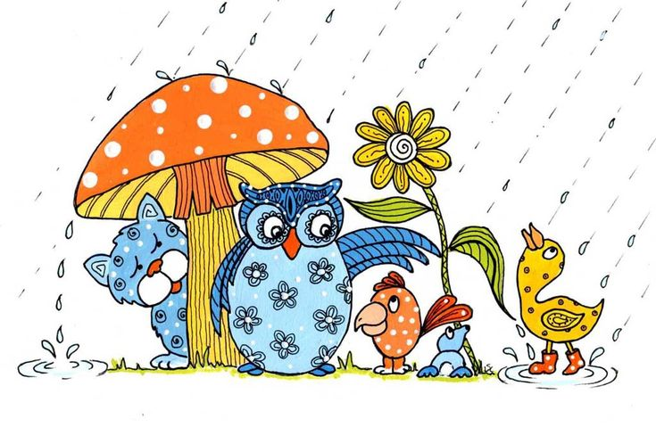 clipart spring showers - photo #4