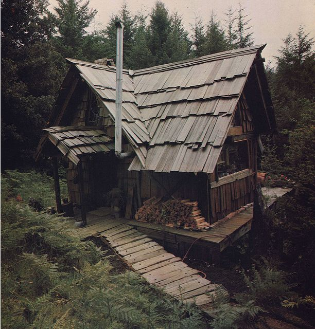cabinDreams Home, Wood, Little House, Little Cabin, Handmade Home, Rustic Cabin, Cottages, Handmade House, Logs Cabin