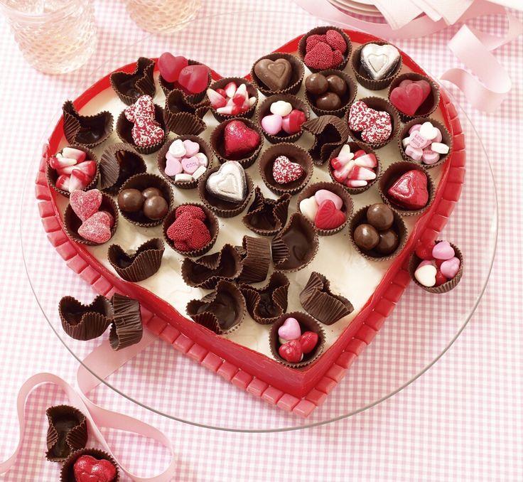 96 best ideas about birthday ideas on pinterest max - Valentines day cake ideas ...