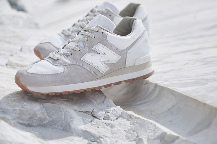 END. x New Balance 575 'Marble White' (Detailed Pics & Release Info) - EU Kicks: Sneaker Magazine