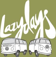 Lazy Days VW Camper Rental - camper van rental is totally a thing! Accommodation and transportation!