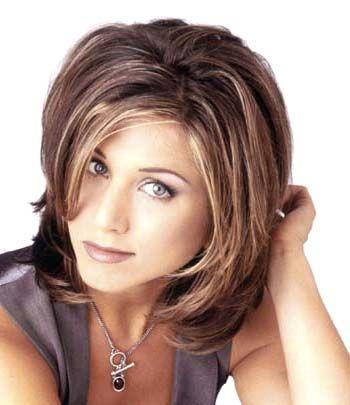 The Rachel  1990s: Haircuts, Jennifer Aniston, Friends, Medium Hair Style, Hair Cut, Round Faces, Shorts Hair Style, Jenniferaniston, Shorts Hairstyles