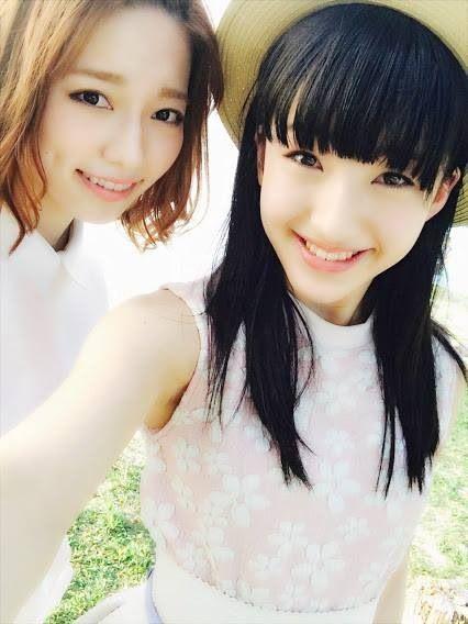 Shimazaki Haruka & Tashima Meru [AKB48 & HKT48]