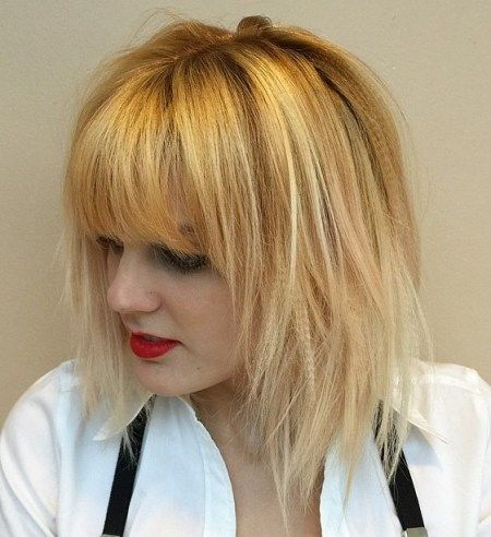 haircut style for womens 25 best ideas about layered bob bangs on 3145