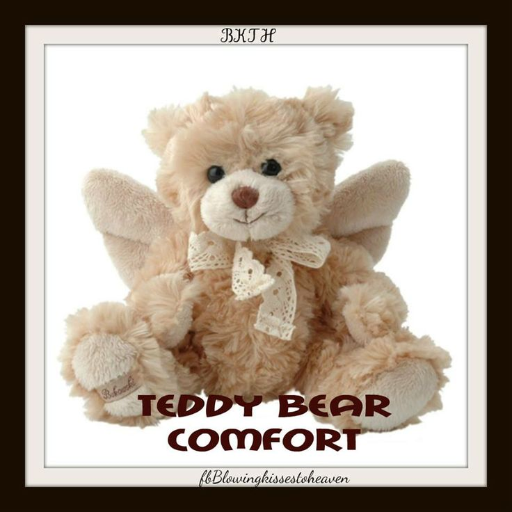 44 Best Teddy Bear Comfort Images On Pinterest Teddybear
